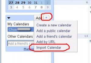thunderbird sync google calendar import, thunderbird, calendar