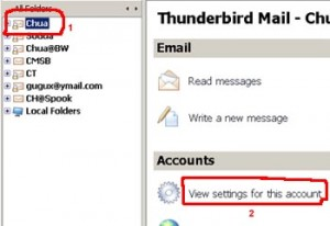 thunderbird identities, multiple identities, thunderbird multiple identities