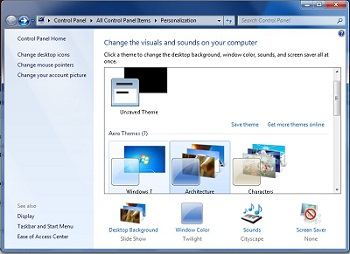 change wallpaper, change wallpaper window 7, win 7 change wallpaper