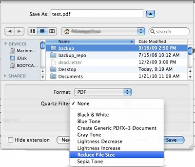 photo file size reducer mac