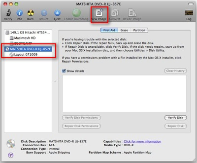 How to copy a DVD in Mac OS X - Techie Corner
