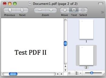 PDF Merger Mac 1.0