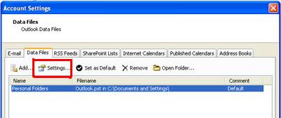 compact folder outlook 2007, compact outlook 2007