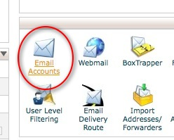 cpanel email account, email account cpanel hosting, email account