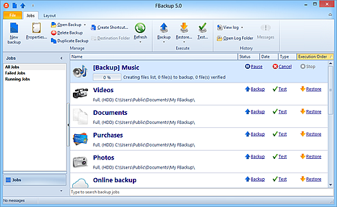 free backup software