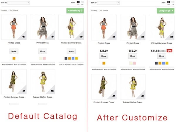 prestashop catalog show price, prestashop show price catalog mode